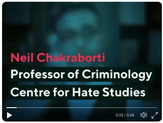 neil chakraborti video
